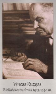 Vincas Ruzgas 1925 – 1940 m.