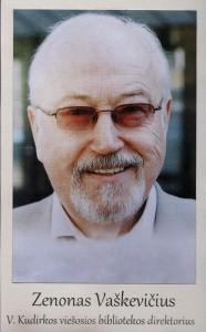 Zenonas Vaškevičius  1986 –  2013 m.