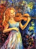 Smuikininkė