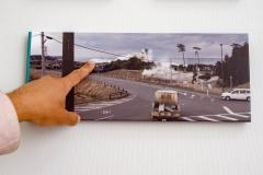Galerijos nuotrauka su Fukušimoje 2011 m. kovo 11 d. įvykusiu cunamiu / Gallery photo with the tsunami on 11March 2011 at Fukushima