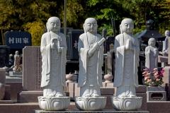 Kapinės Odakoje / Cemetery in Odaka