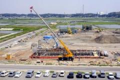 """""""Fukushima Robot Test Field"""" centras (viena didžiausių tyrimų ir plėtros bazių) buvo įkurtas Minamisoma mieste siekiant į Fukušimą pritraukti naujas pramonės šakas / Fukushima Robot Test Field (one of the largest research and development bases) was established in Minamisoma city to bring new industries to Fukushima"""