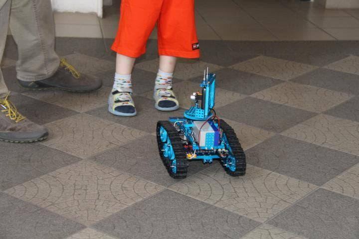Renginys Vilnius Mini Maker Faire Kauno Miesto