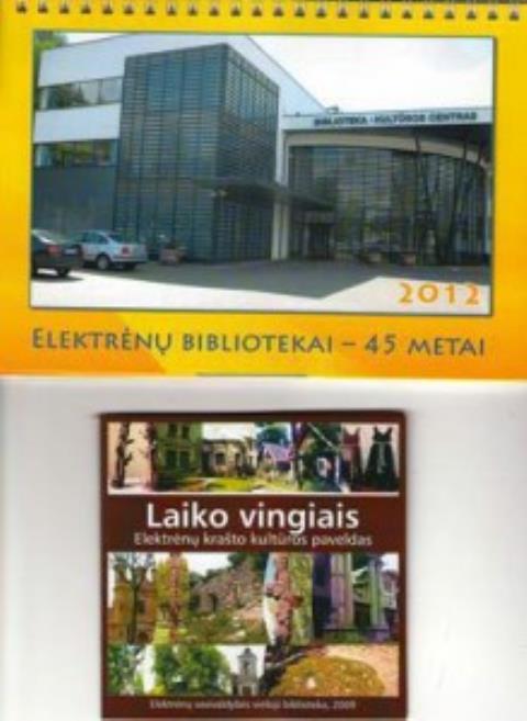 Elektrėnų savivaldybės viešoji biblioteka