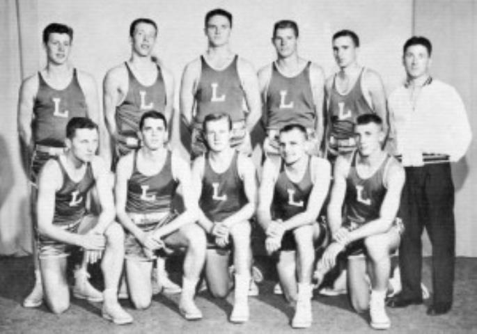 1959 m. Amerikos lietuvių krepšininkų išvykos į Pietų Ameriką rinktinė