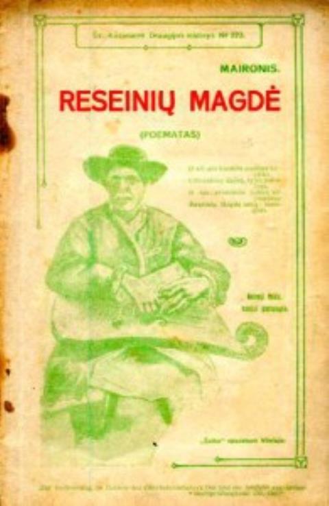 Raseinių Magdė / Maironis