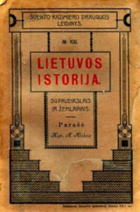 Lietuvos istorija / A.Alekna.-