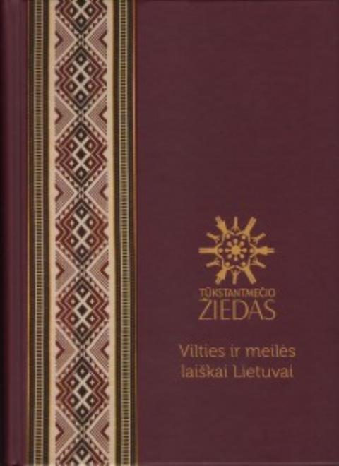II-oji premija. Vilties ir meilės laiškai Lietuvai
