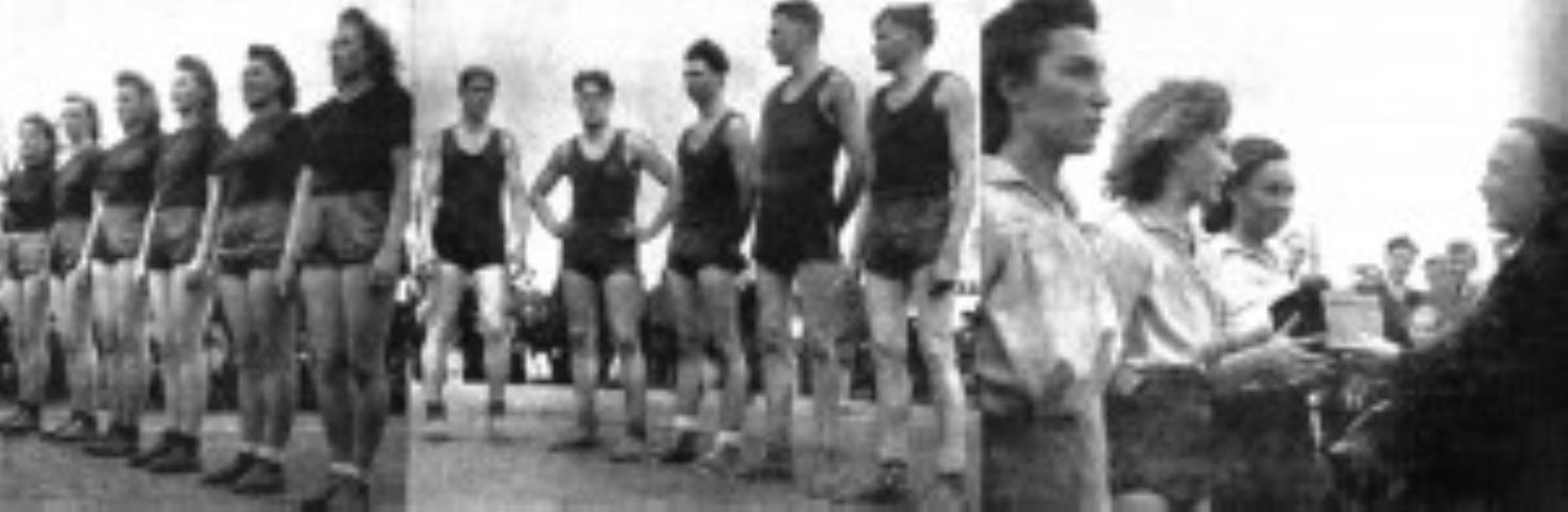 1944 m. pirmų vietų laimėtojai