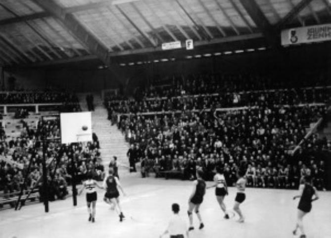 Rugtynės Lietuva–Vengrija. 1939 m.
